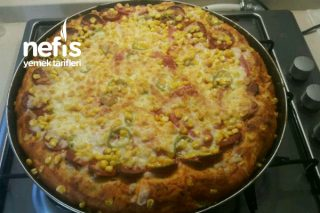 Kat Kat Kabaran Hamur (Pizza Poğaça Katmer İçin) Tarifi