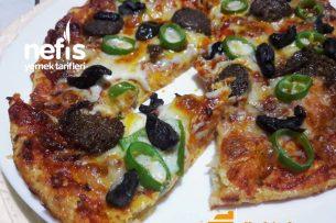 Nefis Karnabahar Pizza Tarifi