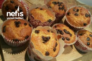 Yumuşacık Muffin Tarifi