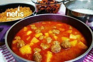 4 Çeşit Akşam Yemeği (videolu) Tarifi