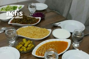 Akşam Yemeği Ablalarımla Tarifi