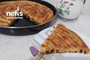 Ispanaklı Peynirli Kol Böreği Tarifi