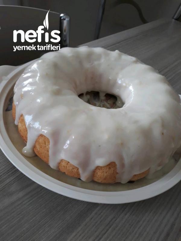 Kremalı Limonlu Kek