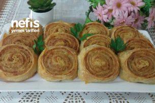 Nefis Patatesli Rulo Çıtır Börek Tarifi