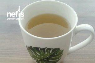 Ödem Attıran Çay (Diyetisyenden) Tarifi