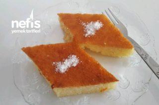 Yoğurt Tatlısı (Revani) Tarifi