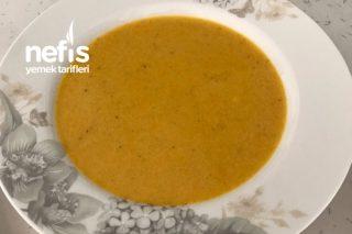 Havuç Çorbası (Sütlü) Tarifi