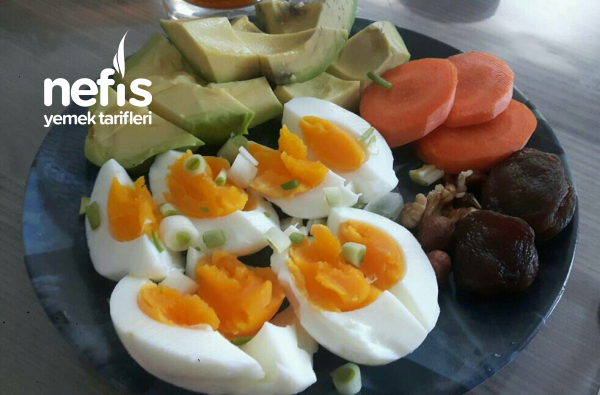 Kahvaltı Önerisi (geniş Kitleye Hitap Eden)