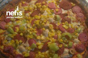 Pizza Nasıl Yapılır? ( Tam Tutan Tarif)
