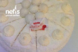 Raffaello Hindistan Cevizli Pasta Tarifi