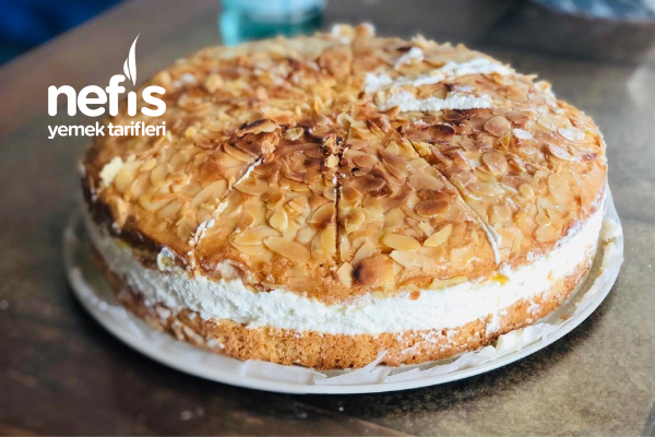 Bienenstich ~ Alman Pastası 35 Dakikada Hazır