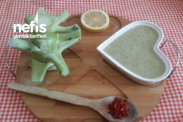Brokoli Çorbası (Hem Büyüklere Hem Bebişlere) Tarifi