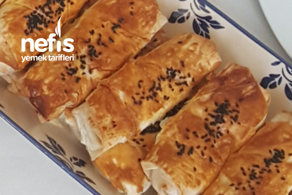 Teremyağlı Fırında Patatesli Börek Tarifi