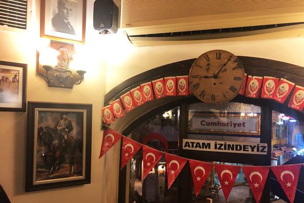 istanbul meyhaneleri cumhuriyet