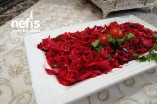 Kırmızı Salatam Tarifi