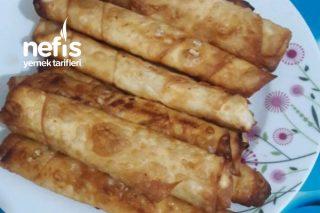 Sigara Böreği (2 Malzemeli) Tarifi
