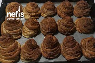 Süper Haşhaşlı Çörek Kavuklu Çörek Poppyseed Muffin (Videolu) Tarifi