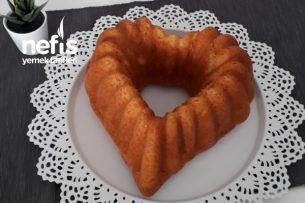 Teremyağlı Portakallı Kek Tarifi