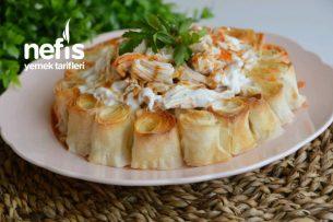 Teremyağlı Tavuklu Silor Siron (30 Dakikada Nefis Yemek) Tarifi