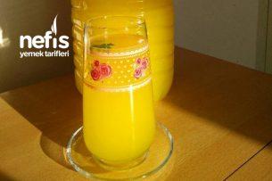 2 Limon 2 Portakal İle 5 Kiloluk Limonata Tarifi