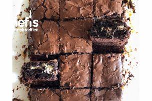 Beyaz Çikolatalı Enfes Browni Tarifi