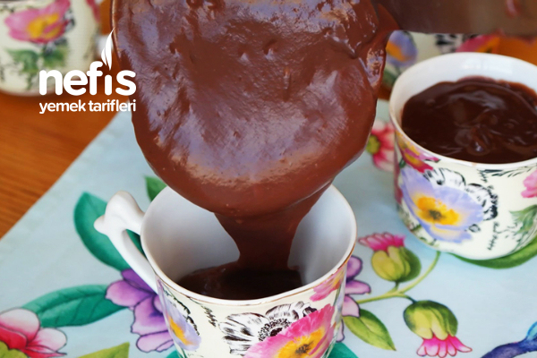 Kakaolu Fincan Tatlısı (videolu)