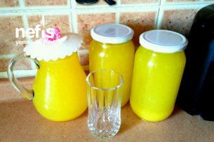 Limonata ( Tam Ölçü) Tarifi