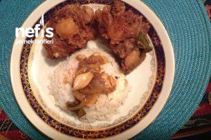 Poçik (kuyruk) Kebabı Tarifi