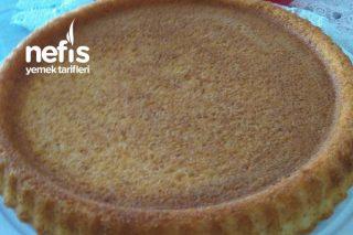 Portakal Kabuklu Kek Tart Kalıbında Tarifi