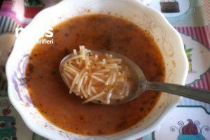 Teremyağlı 5 Dakika Çorbası Tarifi