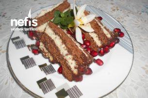 Teremyağlı Biskivili Kolay Pasta Tarifi