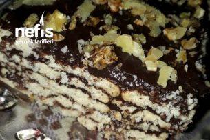 Teremyağlı Çikolatalı Pastam Tarifi