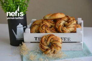 Teremyağlı Haşhaşlı Simit Çörek Tarifi