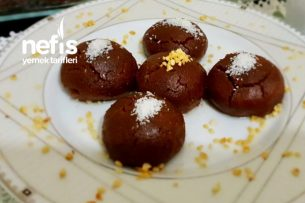 Teremyağlı Brownie Kurabiye (Resimli) Tarifi