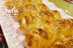 Çıtır Mı Çıtır Patatesli Börek (Hazır Yufkadan) Tarifi