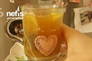 Grip Çayı ( Boğaz Ağrısı İçin ) Tarifi