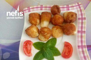 Kahvaltılık Çok Lezzetli Peynir Topları Tarifi