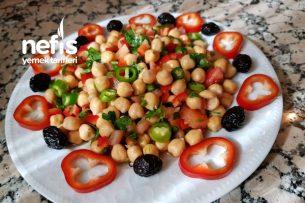 Nohut Salatası Tarifi