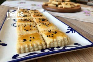 Teremyağlı Pastane Tuzlusu (Harika Bir Lezzet) Tarifi