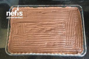 Sakızlı Etimek Pastası Tarifi