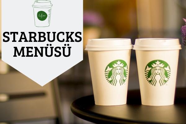 Starbucks Menü Fiyatları 2019