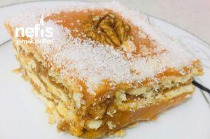 Teremyağlı Havuçlu Pasta Tarifi