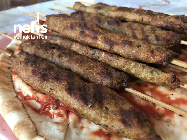 Teremyağlı Lokum Tavuk Kebabı