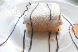 Teremyağlı Pamuk Pasta Tarifi