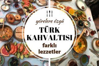 Türk Kahvaltısı – 5 Farklı Yöreden Hiç Duymadığınız Kahvaltılıklar Tarifi