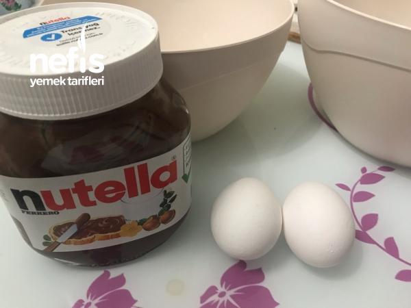 2 Malzemeli Sufle