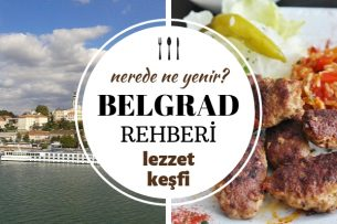 belgrad'da ne yenir
