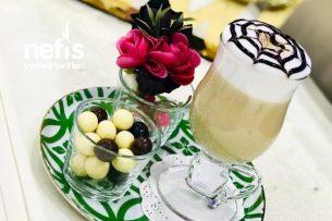 Evde Kolay Latte Machiato Tarifi