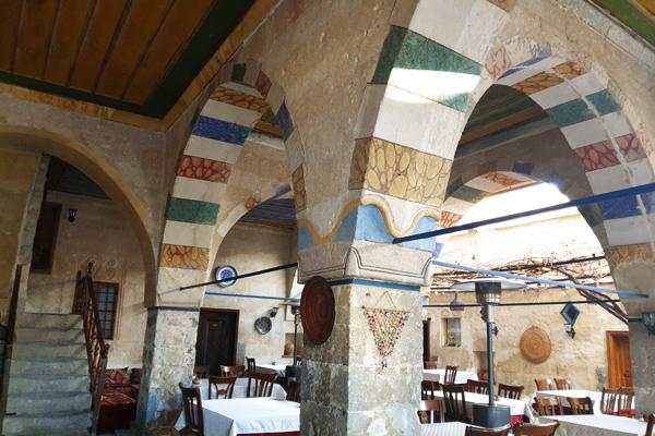 old greek restaurant kapadokya