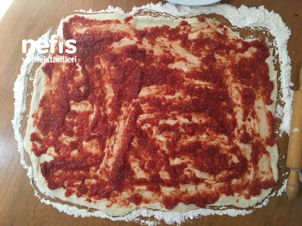 Pizza Ruloları